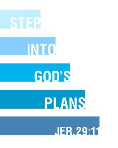 Gods Plans Printable
